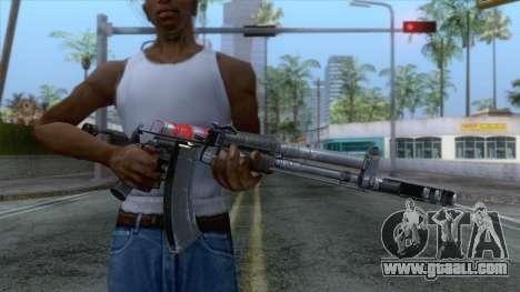 Counter-Strike Online 2 AEK-971 v4 for GTA San Andreas