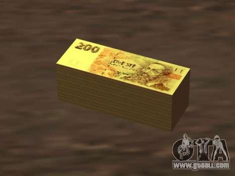 200 Kč for GTA San Andreas