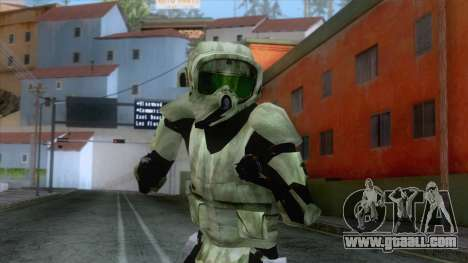 Star Wars JKA - Kashyyyk Clone Skin 2 for GTA San Andreas