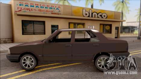Tofas Sahin v2 for GTA San Andreas left view