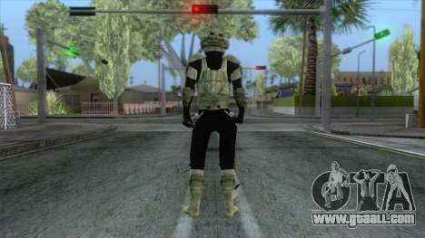 Star Wars JKA - Kashyyyk Clone Skin 2 for GTA San Andreas third screenshot