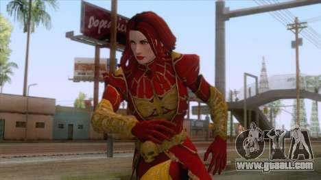 Marvel Heroes - Phoenix (Horseman) for GTA San Andreas