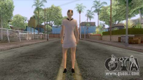 Female Sweater One Piece v4 for GTA San Andreas third screenshot