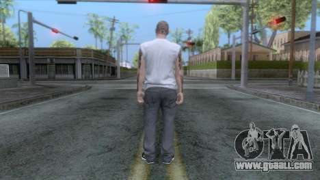 Outfit Gangsta - Skin Random v21 for GTA San Andreas third screenshot