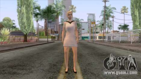 Female Sweater One Piece v4 for GTA San Andreas second screenshot