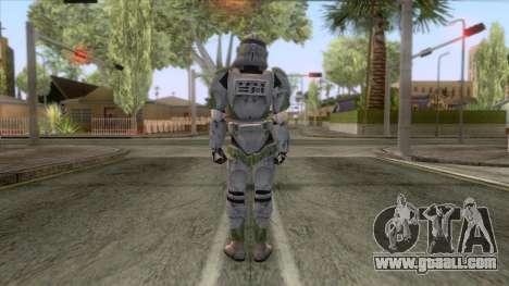 Star Wars JKA - 442nd Clone Skin for GTA San Andreas third screenshot