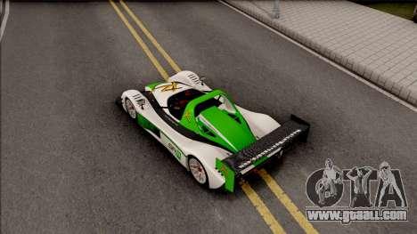 Radical SR8 RX v2 for GTA San Andreas back view