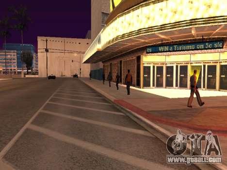 Parking Save Garages for GTA San Andreas eighth screenshot
