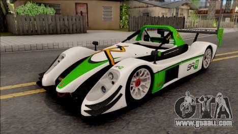 Radical SR8 RX v2 for GTA San Andreas