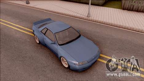 Nissan Skyline R32 Pandem Kit for GTA San Andreas right view