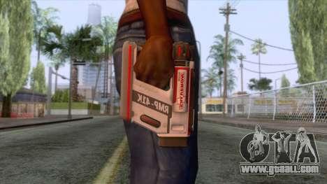 Evolve - Medic Gun for GTA San Andreas third screenshot