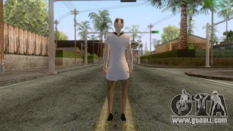 Female Sweater One Piece v6 for GTA San Andreas