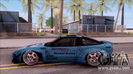 Nissan 240SX 1994 Rocket Bunny RB Performance for GTA San Andreas