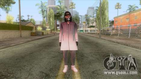 Skin Random v19 for GTA San Andreas