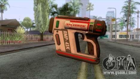 Evolve - Medic Gun for GTA San Andreas second screenshot