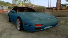 Nissan 240SX Stock FM7 for GTA San Andreas