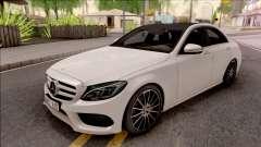 Mercedes-Benz C250 AMG Line v1 for GTA San Andreas
