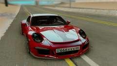 Porsche 911 R 2016 for GTA San Andreas