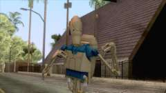 Star Wars - Droid Pilot Skin for GTA San Andreas