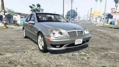 Mercedes-Benz C32 AMG (W203) 2004 [replace] for GTA 5