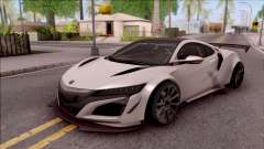 Acura NSX Forza Ediiton for GTA San Andreas