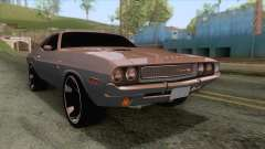 Dodge Challenger 426 Hemi 1970 for GTA San Andreas