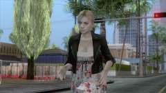 Jill Valentine Dress v1 for GTA San Andreas