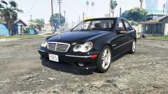 Mercedes-Benz C32 AMG (W203) 2004 [add-on] for GTA 5