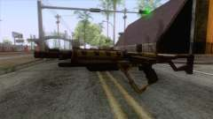 Evolve - Submachine Gun for GTA San Andreas