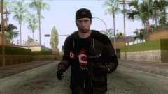 SecuroServ Skin 1 for GTA San Andreas