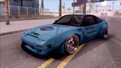 Nissan 240SX 1994 Rocket Bunny RB Performance for GTA San Andreas