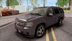 Chevrolet Tahoe LTZ 2008 IVF