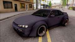 Nissan 200SX Rocket Bunny v4 for GTA San Andreas