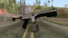 GTA 5 Coil Combat PDW Drum Magazine for GTA San Andreas