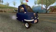 Peel P50 2011 for GTA San Andreas