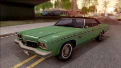Oldsmobile Delta 88 1973 HQLM for GTA San Andreas