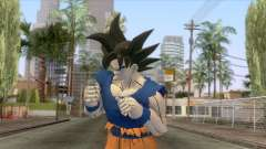 Goku Ultra Instinct Skin for GTA San Andreas