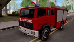Mercedes-Benz 1222 LF 16/12 Feuerwehr for GTA San Andreas
