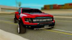 Ford F150 Raptor for GTA San Andreas