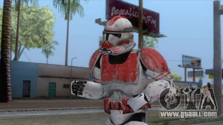Star Wars JKA - Clone Shock Trooper Skin for GTA San Andreas
