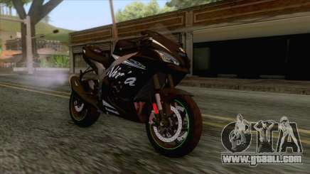 Kawasaki ZX-10RR 2017 for GTA San Andreas