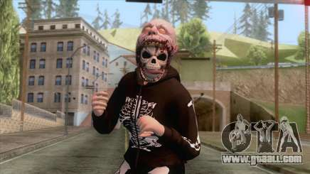 Skin Random (Hallowen) for GTA San Andreas