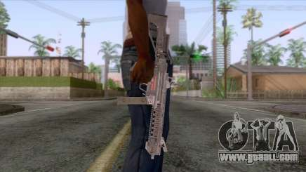 MP5 Swordfish SMG for GTA San Andreas