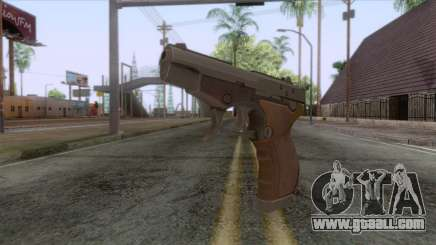 Seburo M5 Pistol for GTA San Andreas