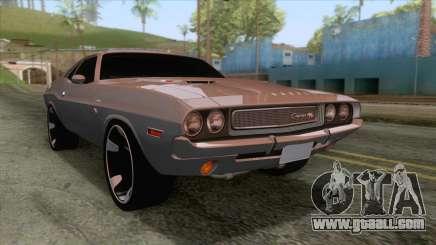 Dodge Challenger 426 Hemi 1970 for GTA San Andreas