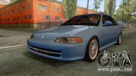 Honda Civic Ferio 1991 for GTA San Andreas