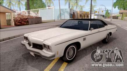 Oldsmobile Delta 88 1973 IVF for GTA San Andreas