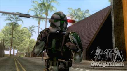 Star Wars JKA - Kashyyyk Clone Skin for GTA San Andreas
