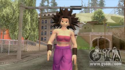 Caulifla Skin for GTA San Andreas