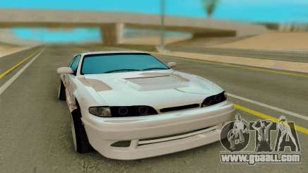 Nissan 200SX LS14 for GTA San Andreas